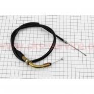 Трос газа (Viper Active) (трос 76см; кожух 65см)