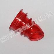 Патрубок воздушного фильтра Honda DIO ZX (силиконовый)