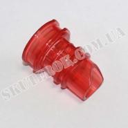 Патрубок воздушного фильтра Honda DIO (силиконовый)