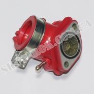 Патрубок карбюратора (4T 125-150cc) (силіконовий)