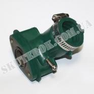 Патрубок карбюратора (4T 50-100cc) (силіконовий)