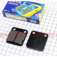 Тормозные колодки дисковые (квадрат) (TATA)