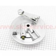 Панель тормозная передняя (спицованное колесо, ось 12мм) (Viper zs125j / zs150j)