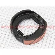 Тормозные колодки задние (Viper Active, Delta, Alpha) (106мм, пружины прямые) (LAONIU)