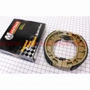 Тормозные колодки (барабанные) Honda LEAD90 (Mototech)
