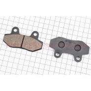 Тормозные колодки дисковые (без ушей)