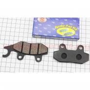 Тормозные колодки дисковые (ухо вправо) (SEE)