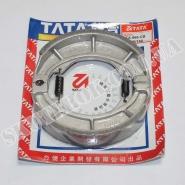 Тормозные колодки задние (литое колесо) (Viper zs125j / zs150j) (TATA)