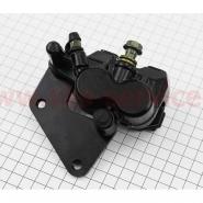 Суппорт переднего тормоза в сборе (Viper zs125j / zs150j) (двухпоршневой)