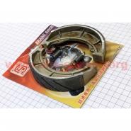 Тормозные колодки задние (Viper zs125j / zs150j) (литое колесо) (SEE)
