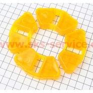 Демпферные резинки силиконовые (литое колесо) (Viper Active, Delta, Alpha) (BAJAJ)