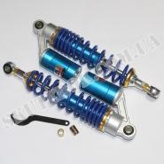 Амортизатори задні газові 340мм (пара) (GXmotor)
