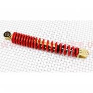 Амортизатор задній Honda DIO (290мм, червоний, 8/12мм)
