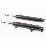 Амортизаторы передние Honda DIO (диск.тормоз, пара) (Mototech)
