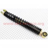Амортизатор задний 295мм (10/8мм, черный, 1шт) (GY6, Honda) (NAIDITE)