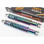 Амортизаторы задние 335мм (10/8мм, плазма, пара) (NAIDITE)