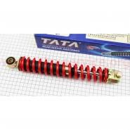 Амортизатор задний 270мм (10/8мм, красный, 1шт) (GY6, Honda) (TATA)