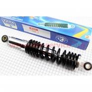 Амортизатор задній 310мм (12/12мм, регульований) (Viper zs125j / zs150j) (TATA)