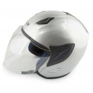 Шлем открытый FGN (mod:601) (серый)