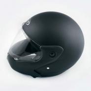 Шлем трансформер FGN (mod:266) (черный матовый)
