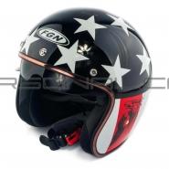 Шлем открытый FGN (FX-510) AMERICAN