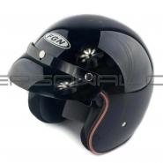 Шлем открытый FGN (FX-510) (черный)