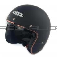 Шлем открытый FGN (FX-510) (черный матовый)