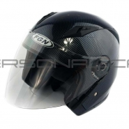 Шлем открытый FGN (FX-512) (карбон)