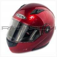 Шлем трансформер FGN (FX-115) (красный)