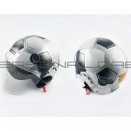 Шлем открытый LS2 (mod:101) (белый) FOOTBALL