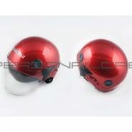 Шлем открытый LS2 (mod:101) (красный)