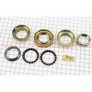 Группа рулевых подшипников Honda DIO (твердопластиковая обойма)