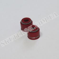 Сальники клапанов (2шт, жаростойкие) (4T 50-150cc)