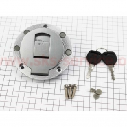 Крышка топливного бака (пластик. корпус) (Viper zs125j / zs150j)