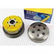 Вариатор задний (4T 50-100cc) (TATA)