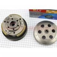 Вариатор задний (4T 50-100cc / Honda DIO ZX AF34) (DONGXIN)