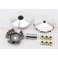 Вариатор передний (4T 125-150сс) (втулка, крыльчатка)
