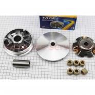 Вариатор передний (4T 125-150сс) (втулка, крыльчатка) (TATA)