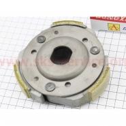 Колодки сцепления заднего вариатора (4T 125-150cc) (DONGXIN)