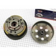 Вариатор задний (4T 50-100cc / Honda DIO ZX AF34) (SEE)