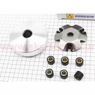 Вариатор передний (4T 50-100cc) (без втулки) (DONGXIN)