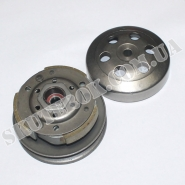 Вариатор задний (4T 50-100cc)