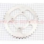 Звезда задняя 428*39 (Viper zs125j / zs150j) (литое колесо) (TATA)