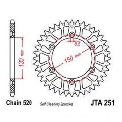 Звезда JT JTA251.50
